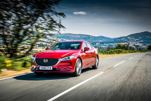 Фото №9 - 5 причин влюбиться в новую Mazda 6