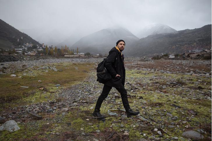 Телеведущий Андрей Бедняков: «Больше всего боюсь высоты. И немного людей»