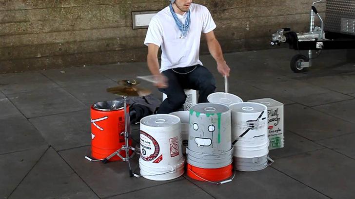 Фото №1 - Как стать барабанщиком за короткий срок