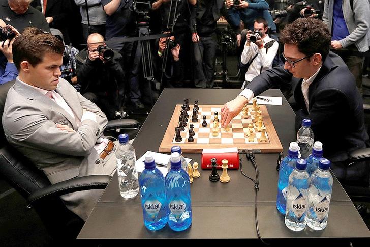 Фото №1 - Магнус Карлсен защитил звание чемпиона мира по шахматам