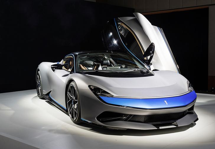 Фото №10 - Железо Женевы-2019: лучшее с Женевского автосалона