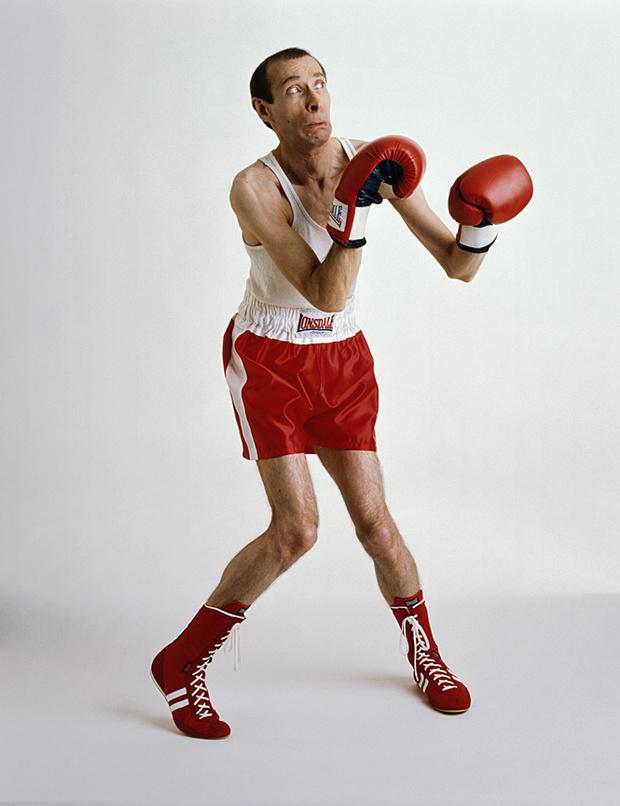 Ошибки начинающего боксера