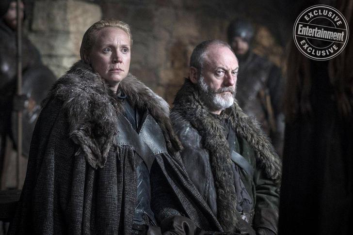 Фото №4 - Entertainment Weekly показали новые эксклюзивные кадры к «Игре престолов»
