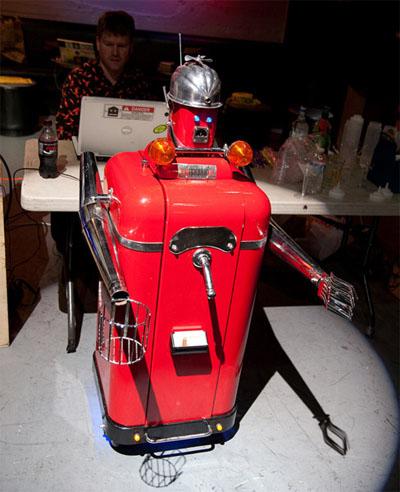 Фото №3 - Робот бармен