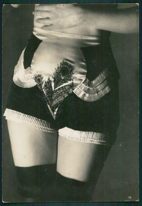 Фото №17 - Реклама фетишистского нижнего белья 1920-х годов