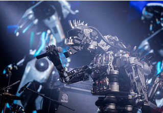 Тяжелый металл: робот-вокалист вошел в состав немецкой рок-группы