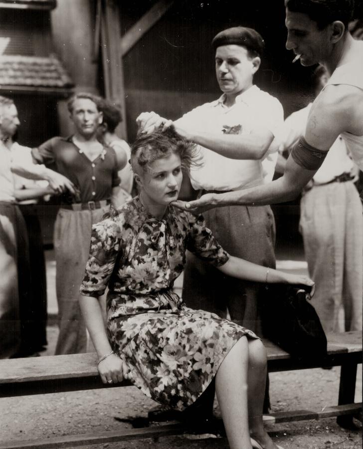 Фото №1 - Русский разведчик смеется перед расстрелом. И еще 8 поразительных фотографий Второй мировой войны