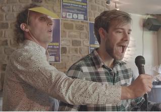 В Бельгии прошел первый чемпионат Европы по имитации криков чаек (странное видео)
