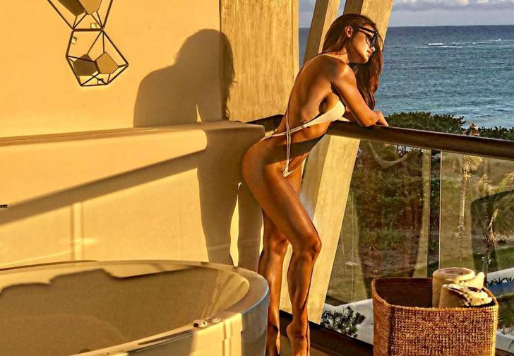 Фото №1 - Анна Кастерова, модель из клипа Despacito, Эмили Ратаковски, Марго Робби и другие самые сексуальные девушки недели