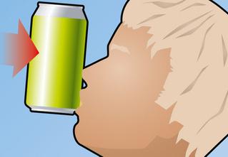 Как выпить банку пива одним залпом