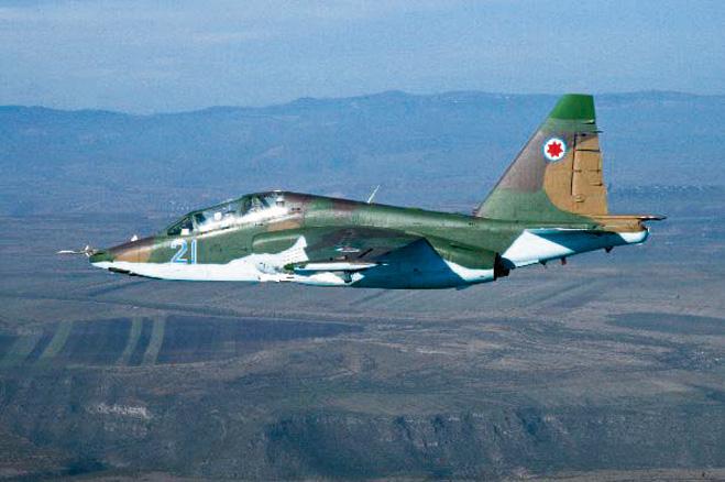 Су-25 УБ