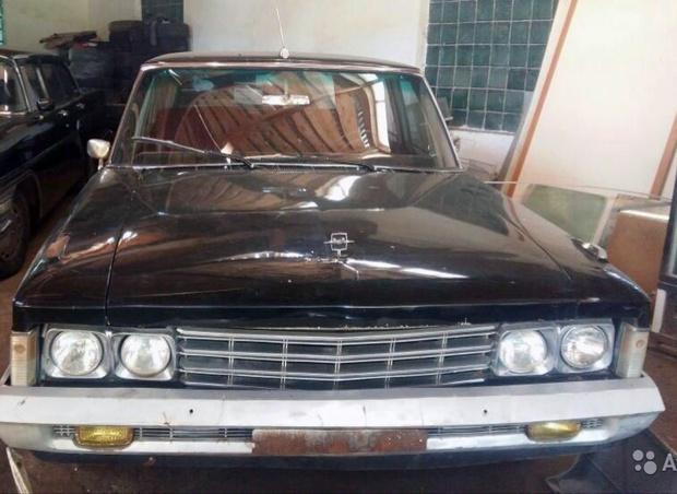 Фото №1 - Очередной «автомобиль Брежнева» выставлен на продажу