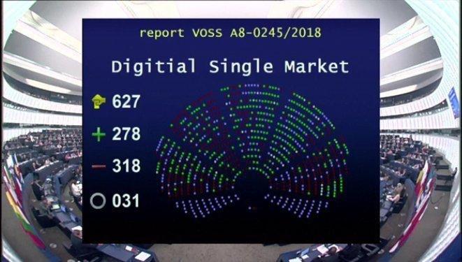 Фото №1 - Ура! Европарламент решил не запрещать мемы!