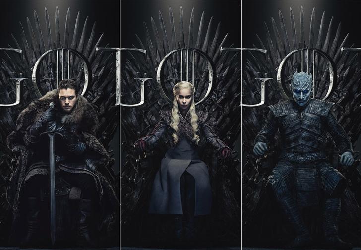 Фото №1 - HBO выложила новые постеры финала «Игры престолов»