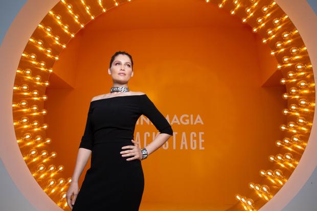 Фото №14 - Bvlgari представил ювелирную киноисторию Cinemagia