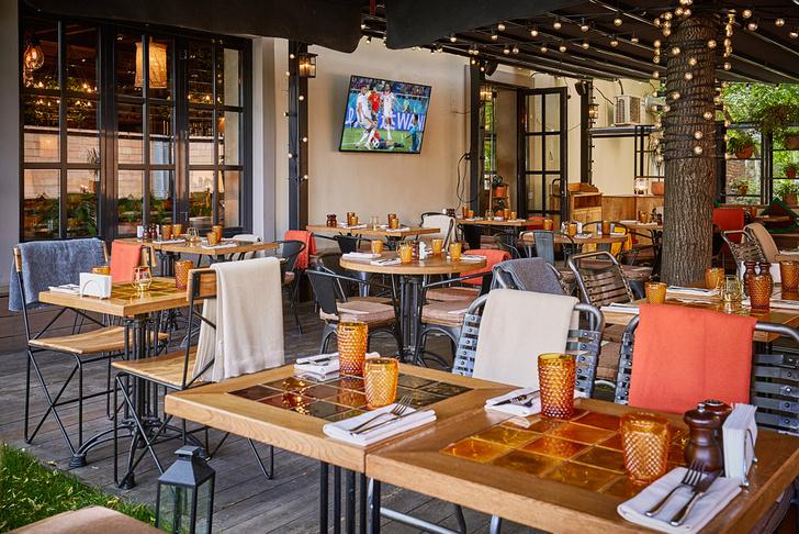 Фото №1 - Летние открытия: веранды ресторанов «Ача-Чача»