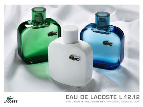 Фото №1 - Легендарное поло и новый аромат LACOSTE