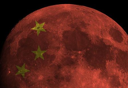 Китай разместит на небосводе искусственную луну