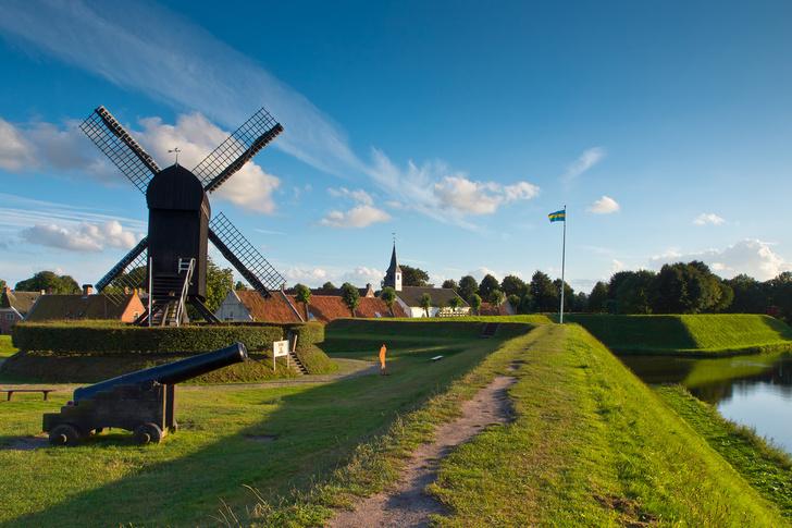Фото №2 - Идеи для отпуска: Форт Буртанж, Нидерланды