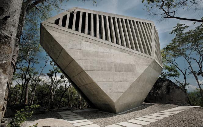 10 крутейших современных зданий. И ты ни за что не догадаешься, что это такое!