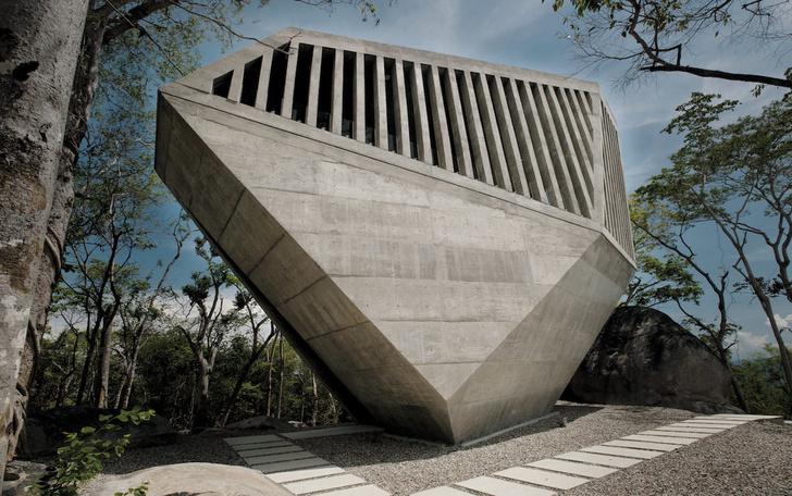 Фото №1 - 10 необычных современных зданий