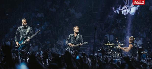 Фото №13 - Тот самый концерт в Москве, на который пришел даже Тилль Линдеманн из Rammstein
