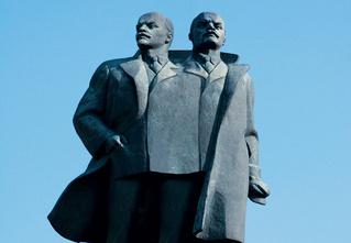 Если бы Ленин был сиамскими близнецами