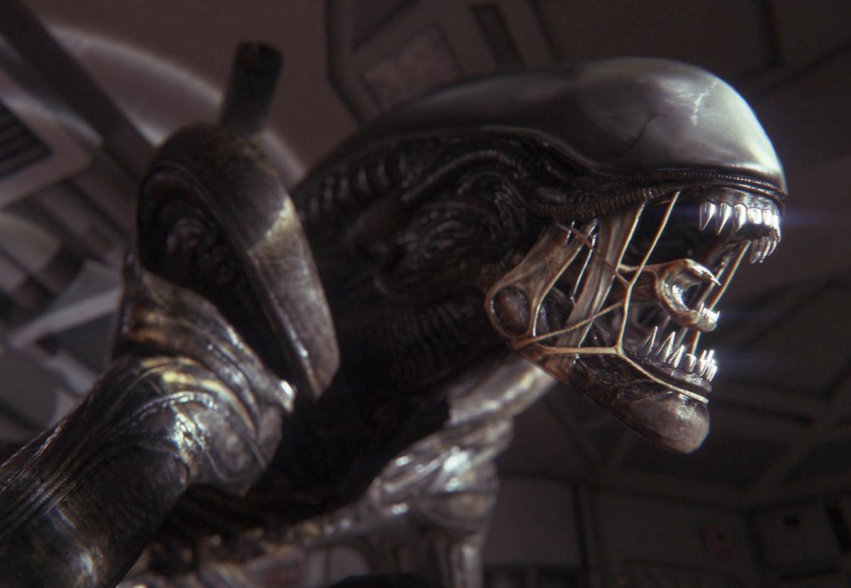 Alien чужой секс