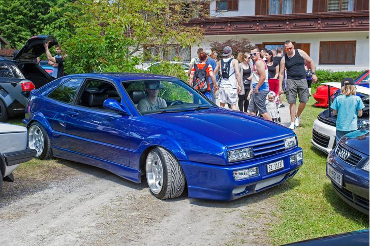 Фото №14 - Самые безумные машины фестиваля GTI Treffen