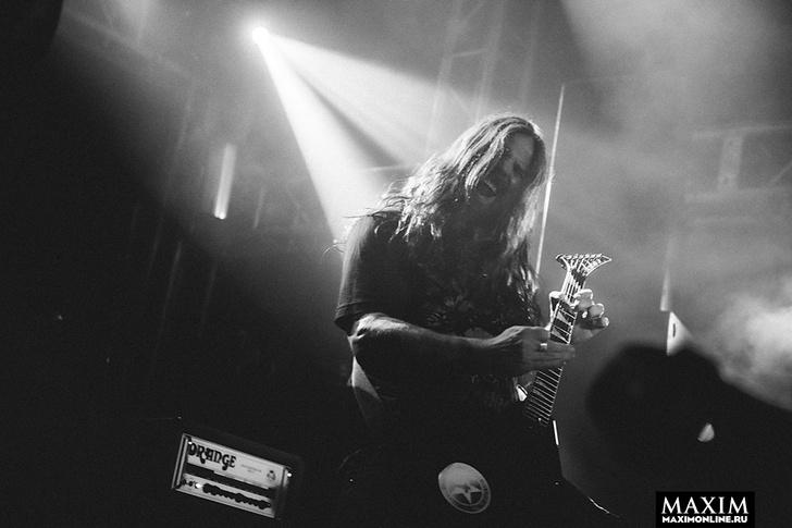 Фото №8 - Беспредел риска. Неожиданно зловещий концерт металистов всколыхнул московский клуб