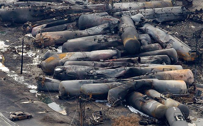 Фото №23 - Самые впечатляющие фото железнодорожных катастроф