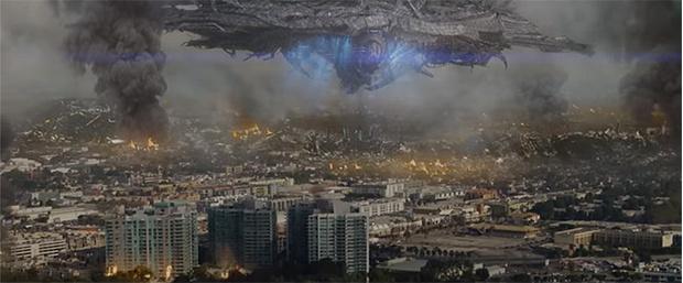 Фото №1 - «Скайлайн-2»: первый русский трейлер