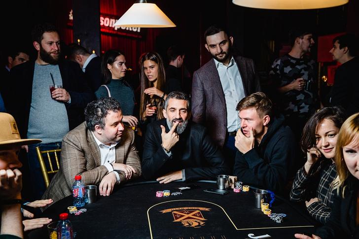 Фото №2 - Состоялась заключительная покерная вечеринка из серии Jameson Sips&Chips