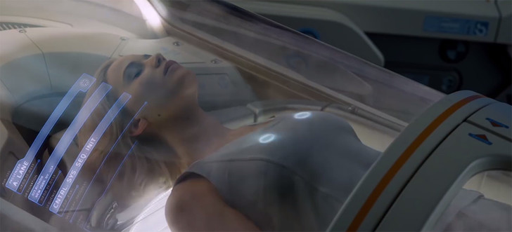 Фото №2 - Ученые подсчитали, сколько людей нужно отправить на звездолете, чтобы заселить ближайшую экзопланету