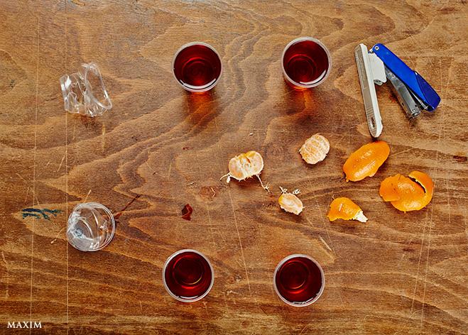 Алкогольная игра Регата