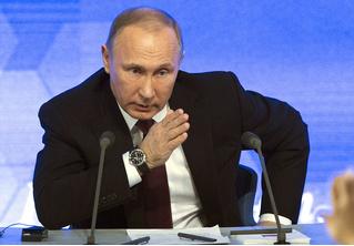 Все любимые поговорки Путина за две минуты (видео)