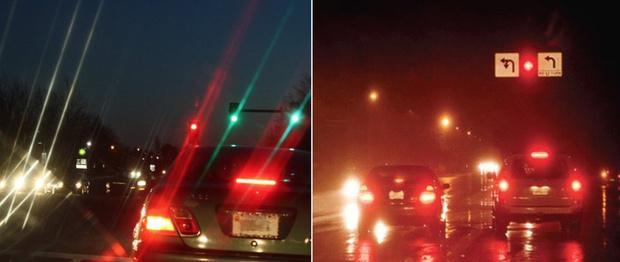 Фото №1 - Пользователь Twitter в двух картинках показал, что такое астигматизм