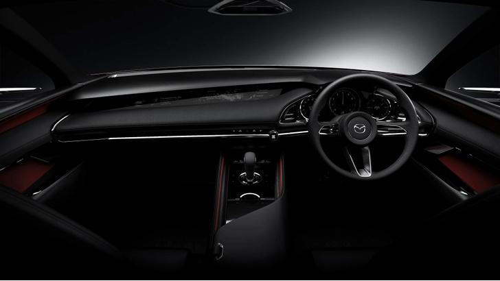 Фото №11 - Концепт Kai — предвестник новой Mazda3?