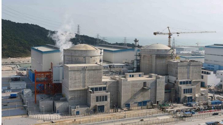 Фото №1 - Китай будет отапливать дома ядерной энергией
