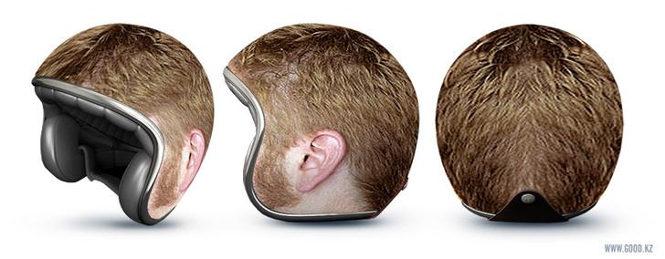 Фото №4 - Шлем. Просто шлем