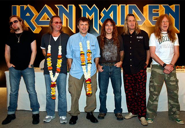 Фото №1 - Новое видео Iron Maiden, и этим все сказано!