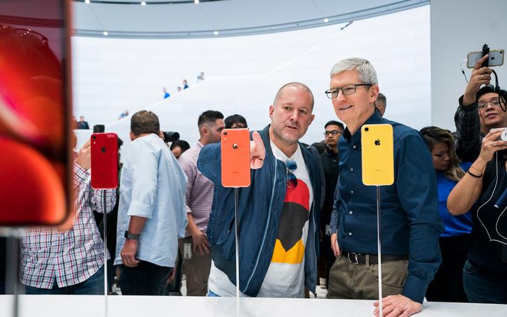 Фото №1 - Джони Айв покидает Apple