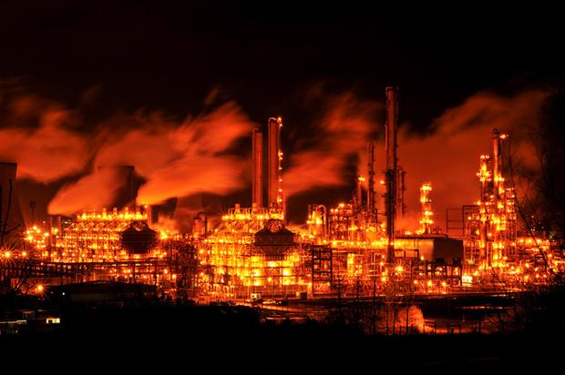 Фото №1 - Сланцевый апокалипсис «Газпрома»