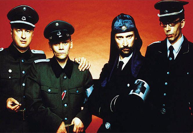 Фото №1 - Музыканты, которых обвиняли в нацизме