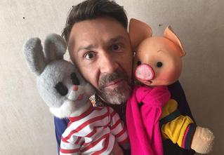 Сергей Шнуров — новый ведущий «Спокойной ночи, малыши»?