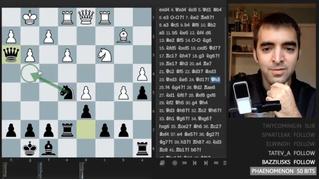 Игрок-любитель в анонимном интернет-блице обыграл чемпиона мира по шахматам (видео)