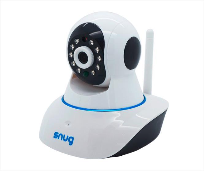 Камера для наблюдения за ребенком Snug Baby Monitor