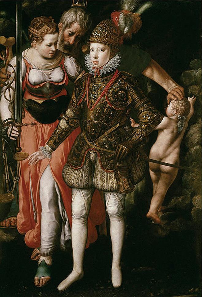 Филипп III, XVI век