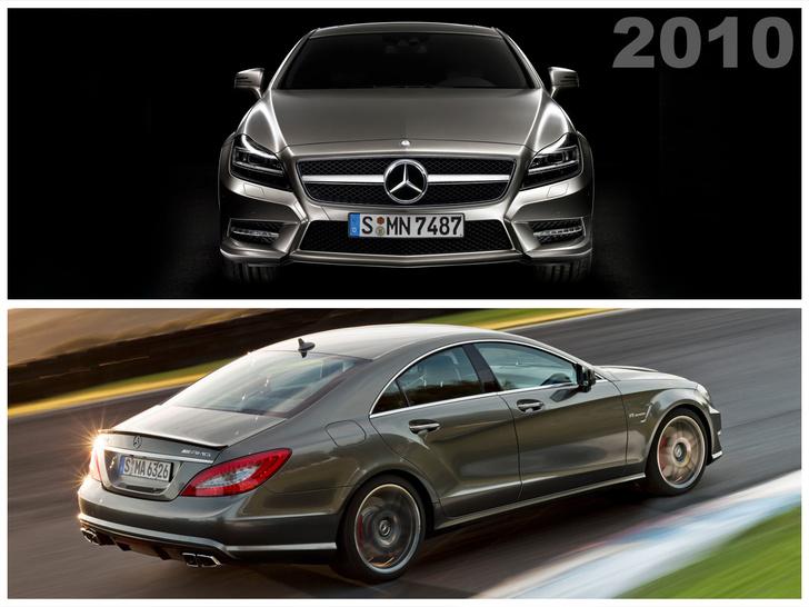 Фото №3 - Новый Mercedes CLS придется полюбить или возненавидеть