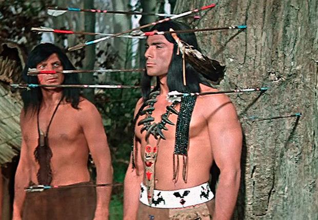 Фото №1 - Почему индейцы во всех фильмах безбородые?